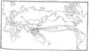 LHNJ33-34 carte monde