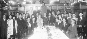 Banquet de fondation de la Lianhua à Hong Kong